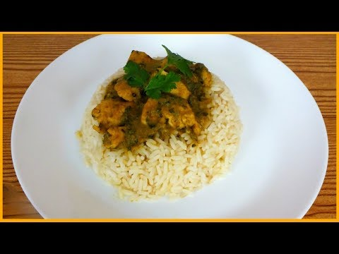 quick-green-curry-chicken-recipe-:-review