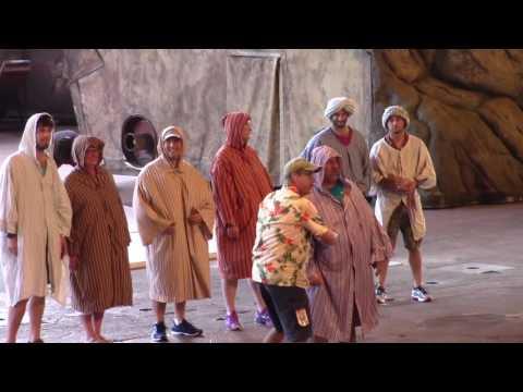 Hollywood Stuidos pt 4 Indiana Jones Stunt Show