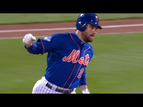 Murphy's October magic leads Mets to World Series
