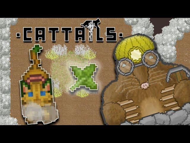Készül a Macskamenta Farm! - Cattails - 7.rész