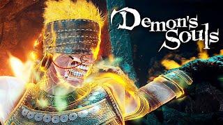 БОСС ГОРИТ И КУПЛИНОВ ГОРИТ ► Demon's Souls Remake #14