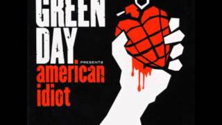 Green Day - Jesus Of Surburbia