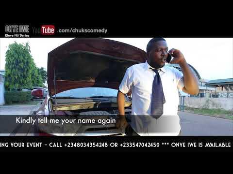 Igbo Comedy - Onye Iwe ( Safe Trip )