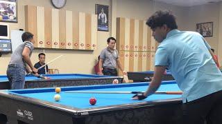 Hoàng Kim - Quang Phát - Thanh Hoàng- Nguyễn Phong. Able Cup Survival