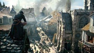 [ซับไทย] Assassin's Creed Unity - Official E3 2014 Single Player Commented Demo