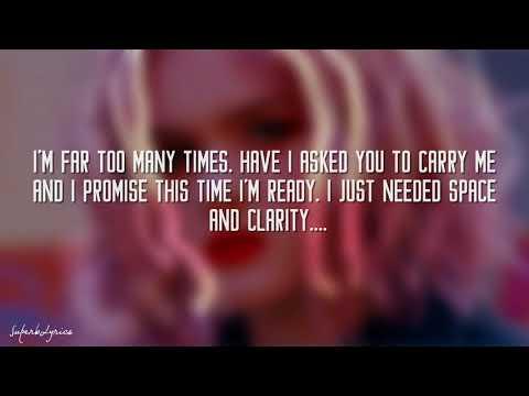 Grace Davies - Don't Go / Lyrics (The X-Factor 2017)