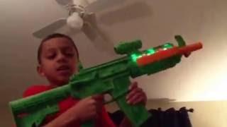My toy guns