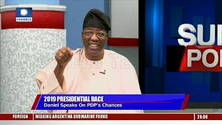 I Have Not Seen Any Better Person Than Atiku Abubakar - Gbenga Daniel Pt1 Politics Today