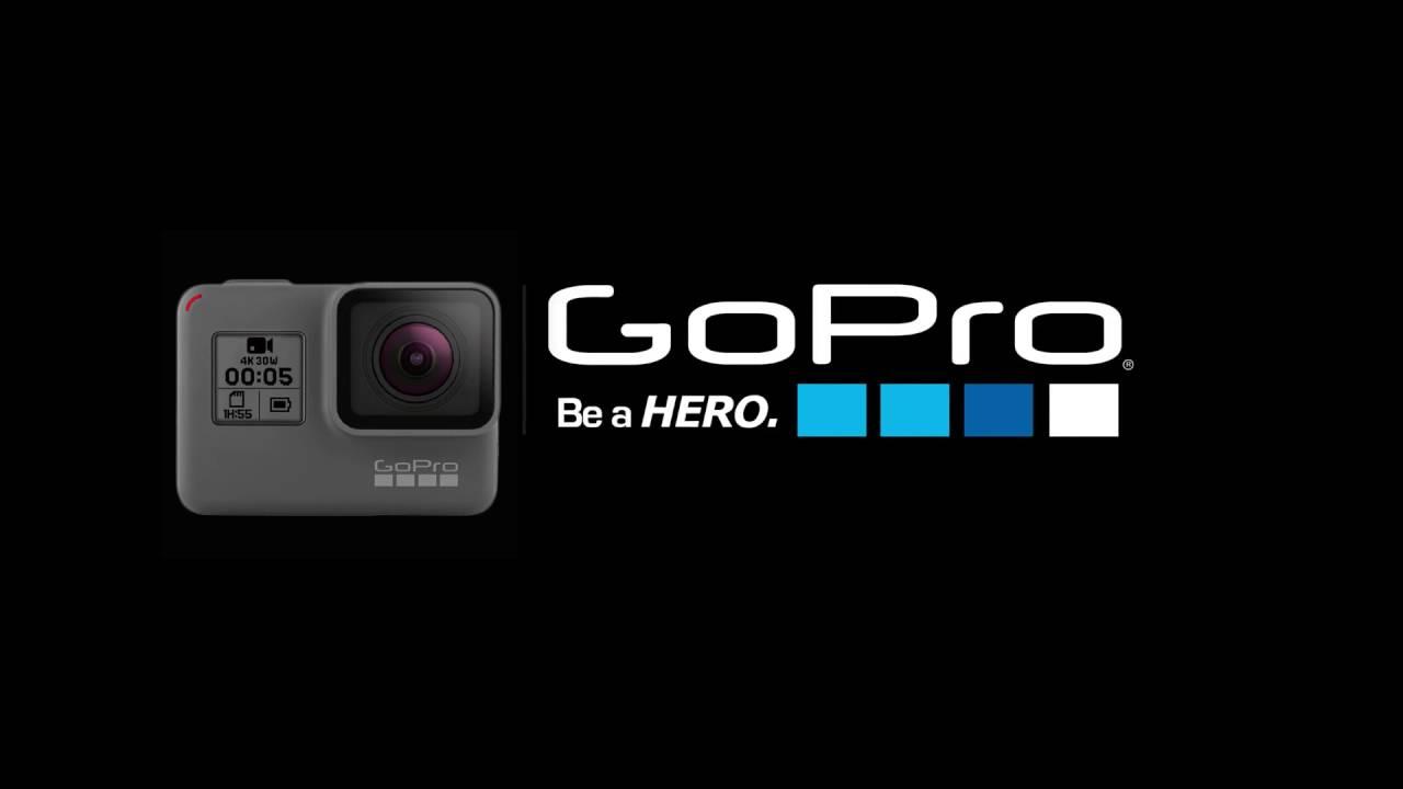 Gopro Logo Black