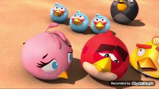 Angry birds the 4d Exprience 2016