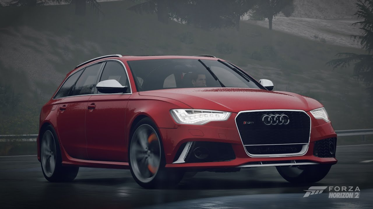 forza horizon 2 2015 audi rs6 avant gameplay youtube. Black Bedroom Furniture Sets. Home Design Ideas