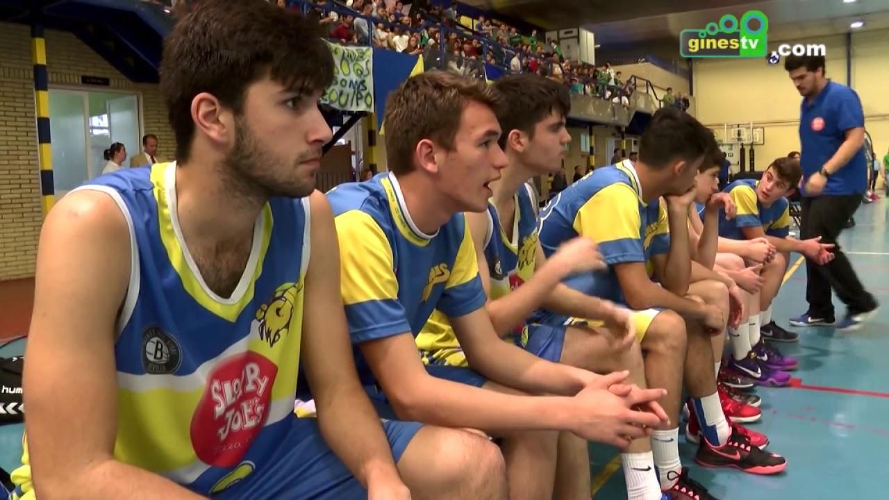 Gines se convierte en sede de la Final Four cadete masculino 2018 de baloncesto