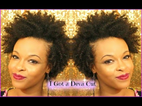 Getting A Deva Cut Experience On 3c 4a Hair Spring Hairstyle