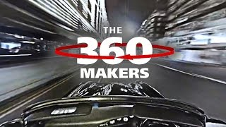 360 Video time-lapse: Through central London in a TVR, shot in 360 Video.