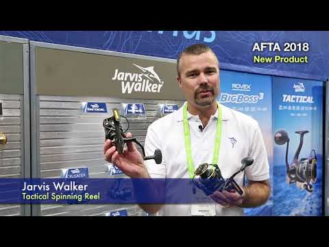 Tactical Spinning Reels By Jarvis Walker
