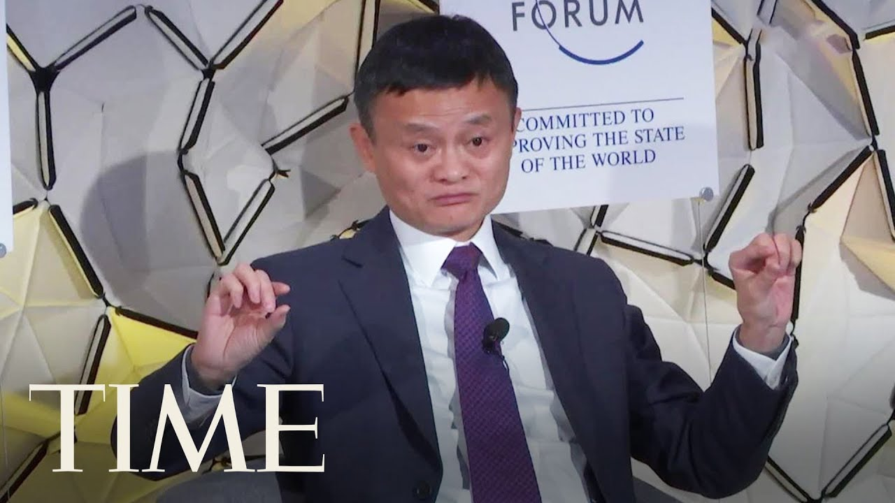 Angela Merkel Jack Ma Shinzo Abe More Speak At The 2019 World