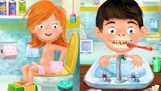 Toilet Training | Kids Learn Potty Training Pepi Bath Baby Games | By Pepi Play ► TiKiFun