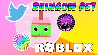 BUYING 300 EGG TIER 15 OPEN RAINBOW PETS || CODES In ROBLOX Pet Simulator