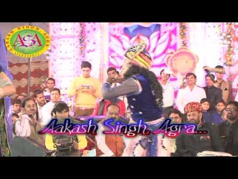 Jhoole Radha Pyari Jhulaye Rahe ~~~Lakhbir Singh Lakha From 7th Aradhana Mahotasav Rangpuri 2014