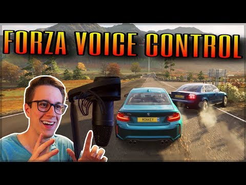 Can You Play Forza Horizon 4 Using ONLY Your Voice? | Forza Science #8
