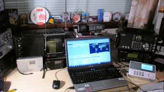 Voice Of Vietnam 9730 kHz. 9.1.2013.