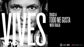 Carlos Vives Todo Me Gusta Audio ft Thalía