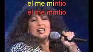 Amanda Miguel   El me mintio con letra