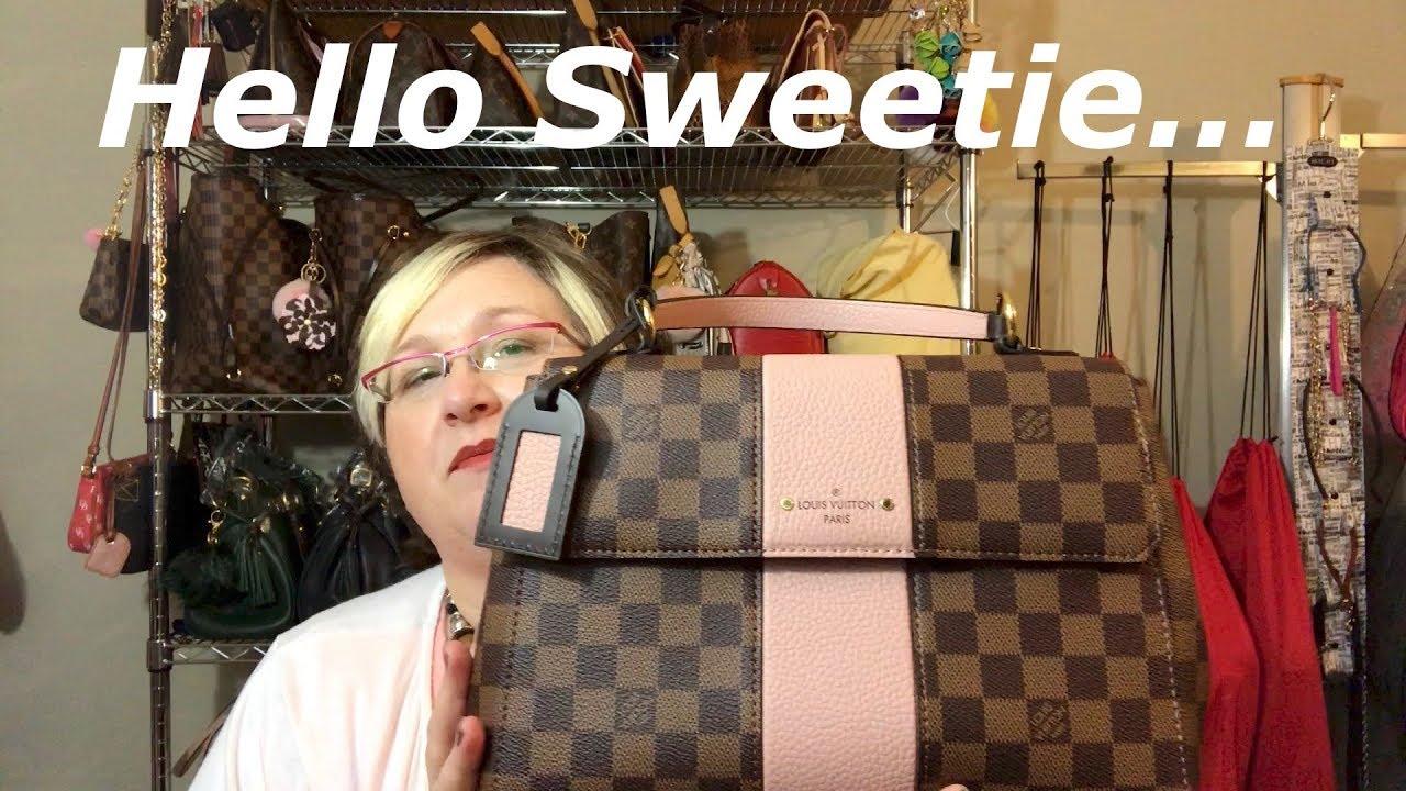 bbac3f189f0 Louis Vuitton Bond Street Handbag