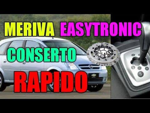 MERIVA EASYTRONIC CONSERTO RAPIDO