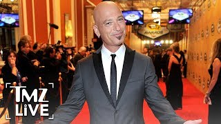 Howie Mandel Thinks Comedy Is Becoming To P.C. | TMZ Live