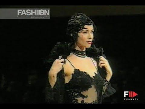 LOLITA LEMPICKA Fall 1994/1995 Paris - Fashion Channel