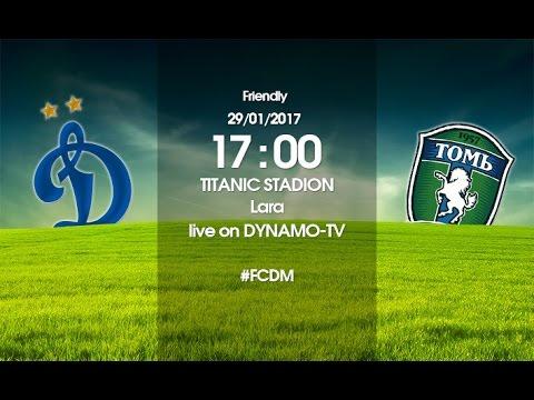 Динамо Москва vs Томь Томск  Live  Dynamo Moscow vs Tom Tomsk - Live