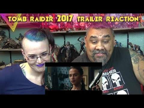 Tomb Raider Franchise Discussion & 2017 Trailer Reaction