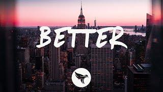 AJ Salvatore, Fluencee - Better (Lyrics) AJ Salvatore Remix, feat. Bri Tolani