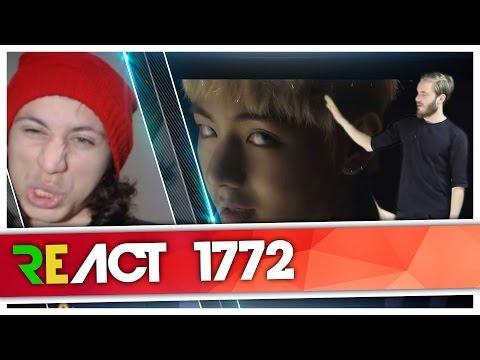 React 1772 [BTS - Blood Sweat and Tears PARÓDIA] FQTDC (Friendzone) [WTF Bangtan?]