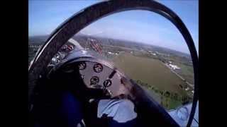 Hummel Ultracruiser First Flight