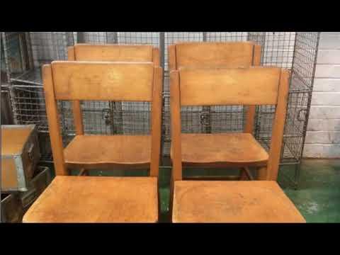 Wooden School Chairs Desk Furniture Designs