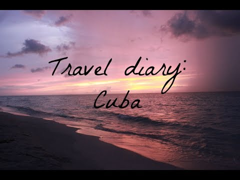 CUBA TRAVEL VLOG | Habana, Vegan Food, Studying The Culture
