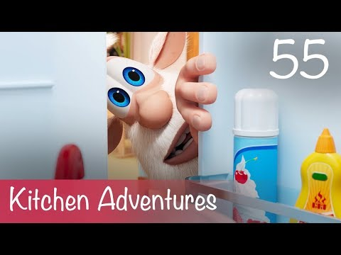 Booba - Kitchen Adventures - Episode 55 - Cartoon For Kids