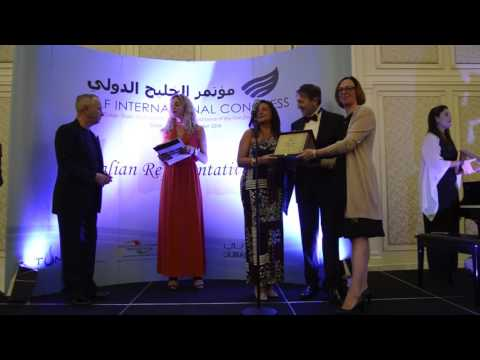 Gulf International Congress 2016 Dubai - Gala Dinner at Palazzo Versace
