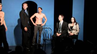 Aaron Schock Shirtless at a Congressional Meeting (Comedy Sketch)