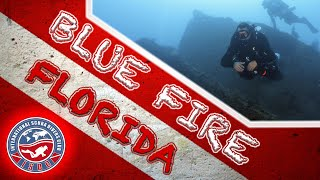 BlueFire Wreck Scuba Dive | Site Guide and Review | Miami Beach, Florida