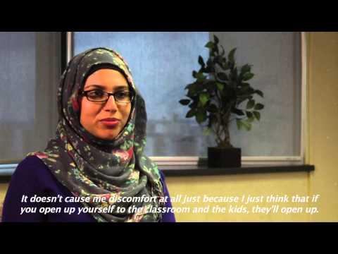 Experiences of Diverse Teachers Clip 2