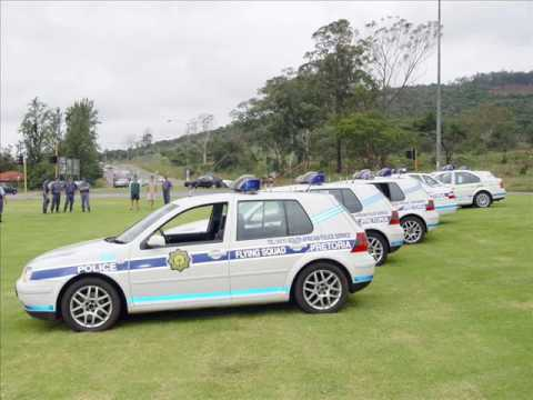 South African Police Service - SAPS...a tribute