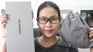 近期敗家💸MatchesFashion + Balenciaga開箱 + 化妝新品 | 黑咪