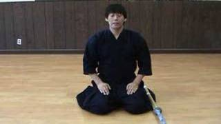 How to Begin Your Training in Kendo? Part I(This is a kendo instruction video. In this video you can learn how to begin your training. It includes - Etiquette in Seiza - Draw Your Sword - How to Sit in Sonkyo ..., 2007-09-27T13:33:34.000Z)