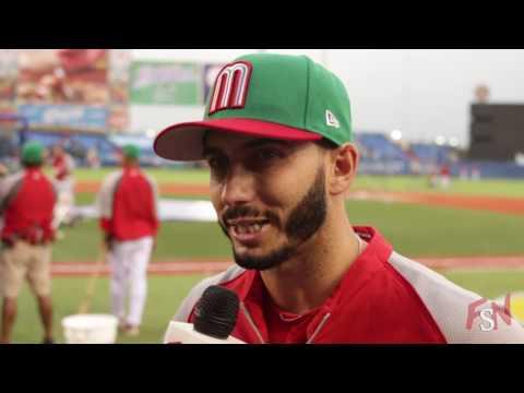 Entrevista con Miguel Angel González previo al Mexico vs Italia