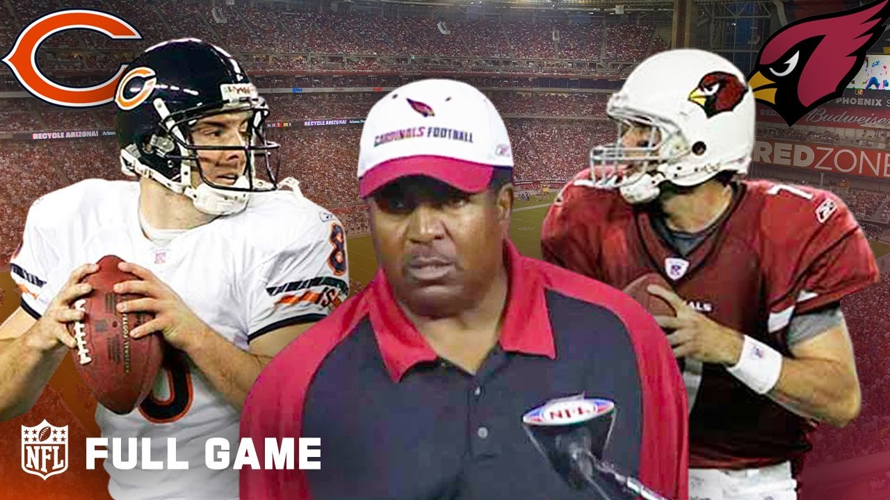 Bears vs. Cardinals: Five Key Players to Watch