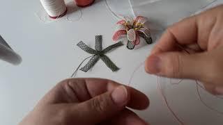 İğnemden gelen güzelliklereim yatak oda takımı çiçeğimin 2. Videyosu