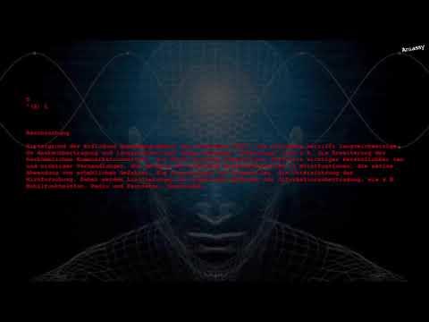 Gedankenkontrolle   Mindcontrol   Patent Offenlegung   Achtung Realität!